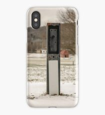 Payphone  iPhone Case/Skin