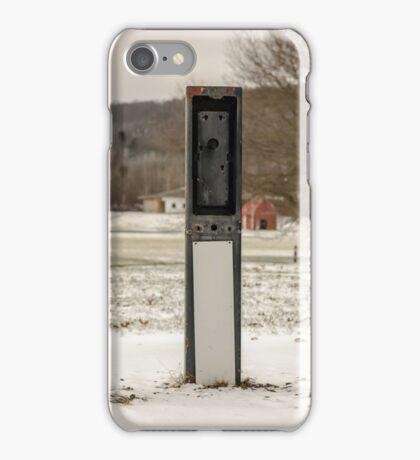 Payphone  iPhone Case/Skin