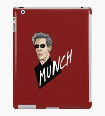 """Munch"" iPad Case/Skin"