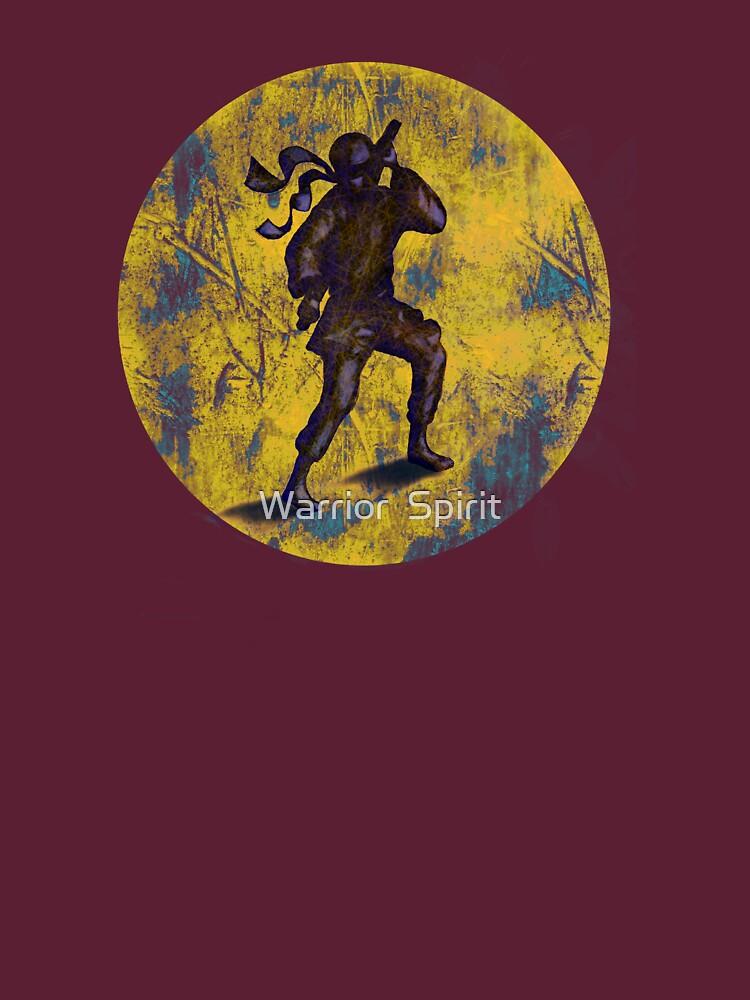 Ninja in a moon by ronin333200