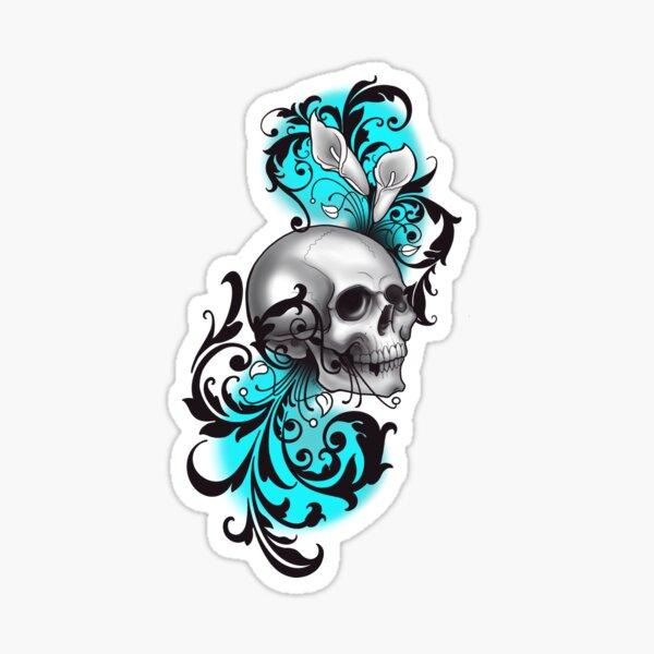Cali Lily Sticker