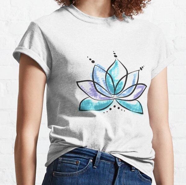 Blue Lotus Classic T-Shirt