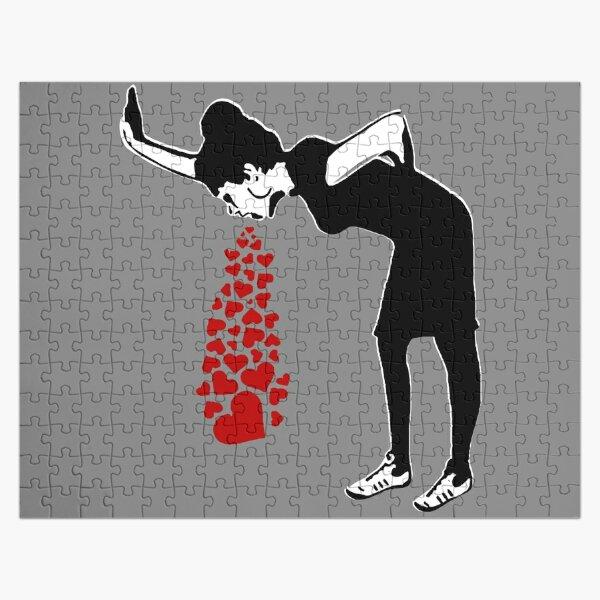 Lovesick - Banksy Puzzle