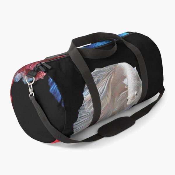 fighter fish Duffle Bag