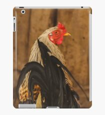 Game Rooster iPad Case/Skin