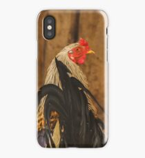Game Rooster iPhone Case