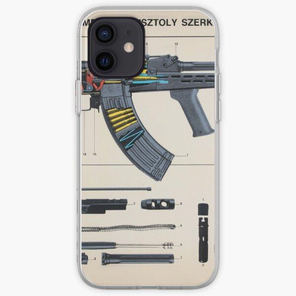 AMD-65 FÉG iPhone Soft Case