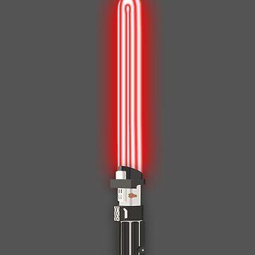 Star Wars - Darth Vader's Light 'Saver' by fabulouslypoor