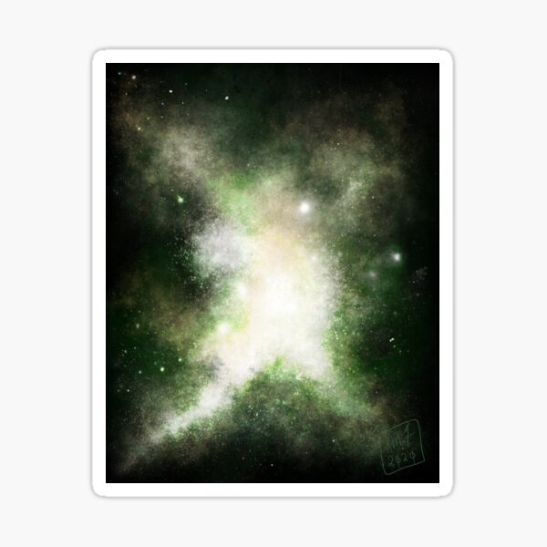 Galaxy #2 Sticker