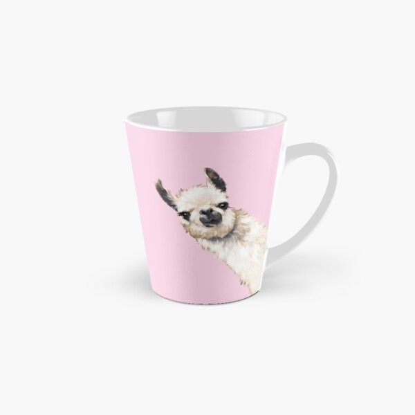 Sneaky Llama Tall Mug