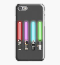 Star Wars - All Light Savers  iPhone Case/Skin