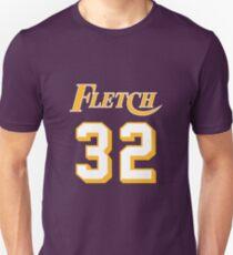 Chevy Chase Fletch 32 Slim Fit T-Shirt
