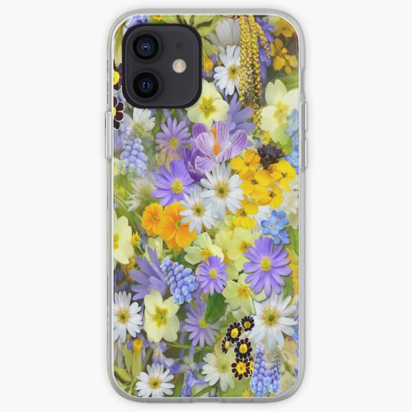Spring Flowers iPhone Soft Case