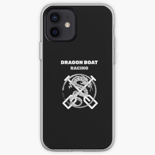 Dragon Boat Racing iPhone Soft Case