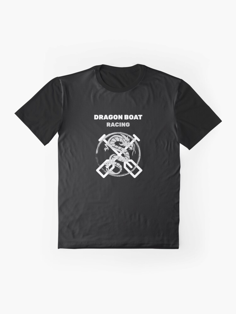 Alternate view of Dragon Boat Racing Graphic T-Shirt