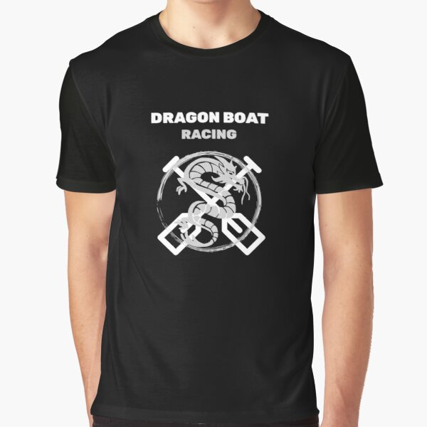 Dragon Boat Racing Graphic T-Shirt