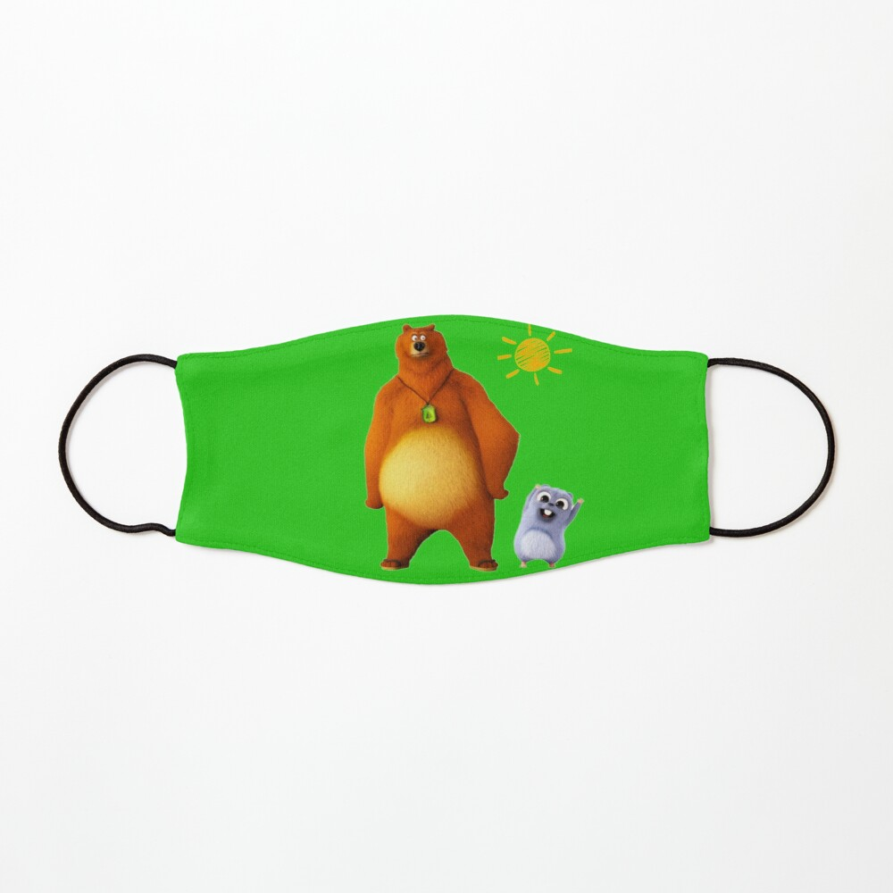 Grizzy and lemmings Mask