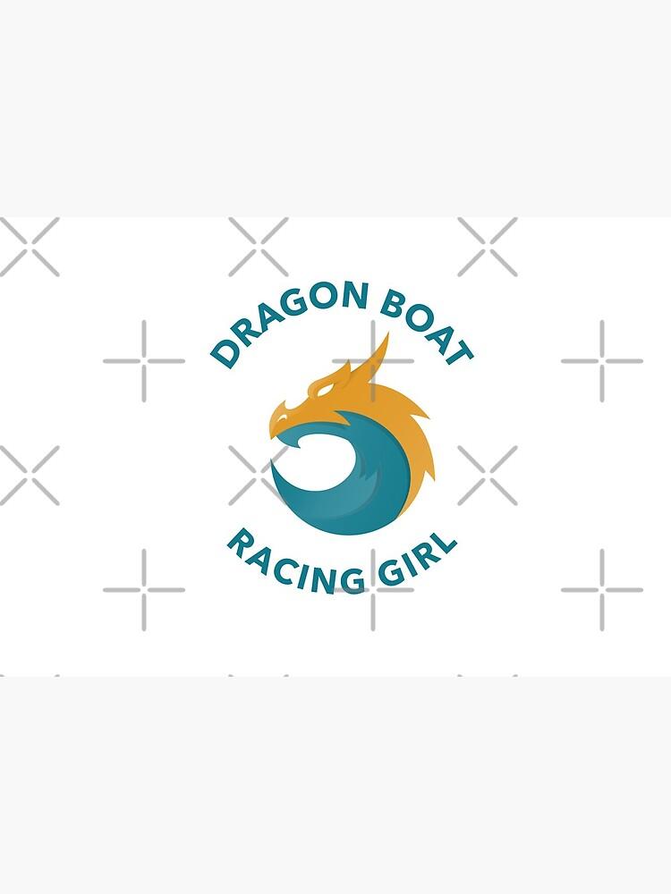 Dragon Boat Racing Girl by joabaj