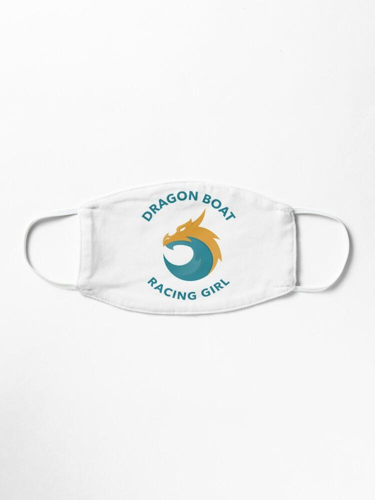 Alternate view of Dragon Boat Racing Girl Mask