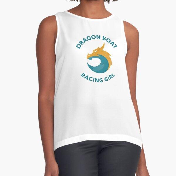Dragon Boat Racing Girl Sleeveless Top