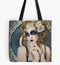 Miss Construed Tote Bag