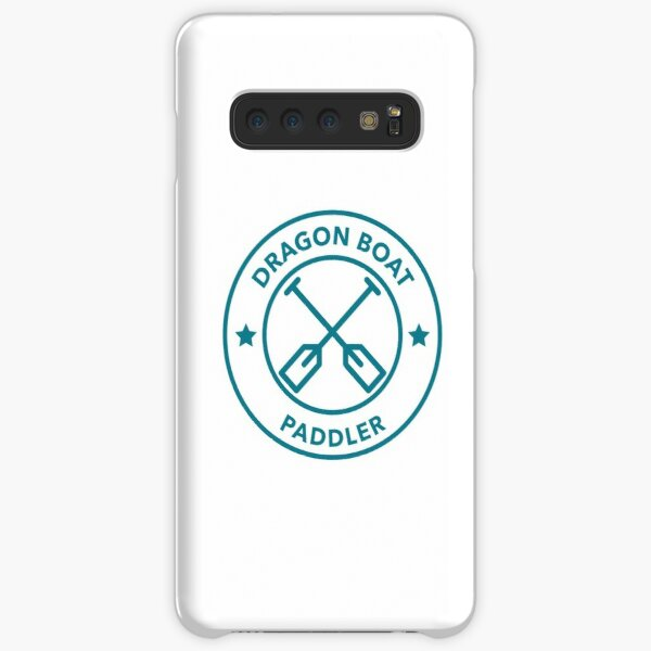 Dragon Boat Paddler Samsung Galaxy Snap Case