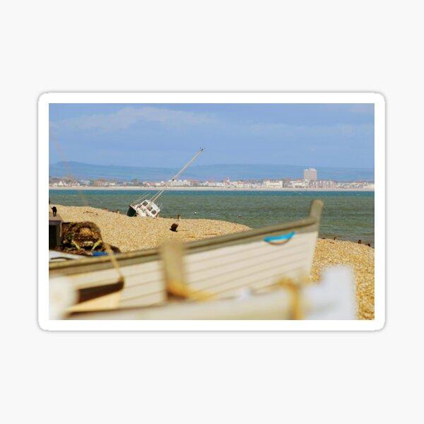 By the Seaside 2 Sticker