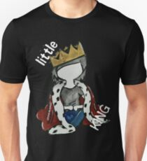 Simplistic Little King Design T-Shirt