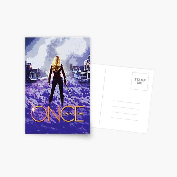 Once Season One Promo Postcard