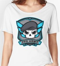 iamfallfromgrace - FFG Army Women's Relaxed Fit T-Shirt