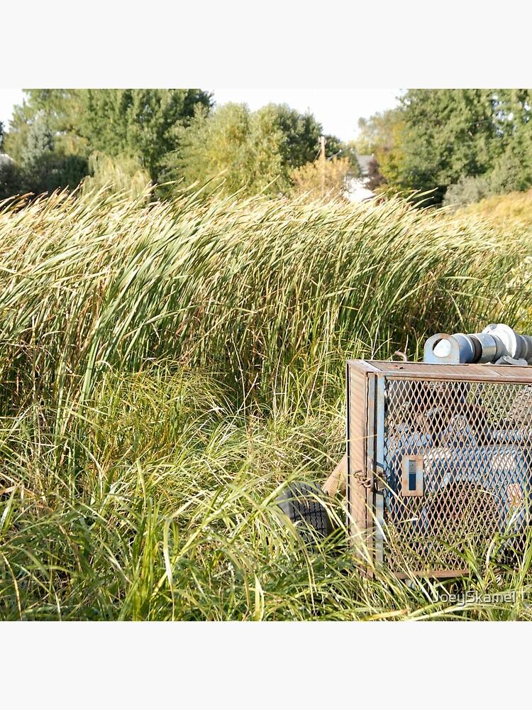 Sump Pump In The Reeds by JoeySkamel