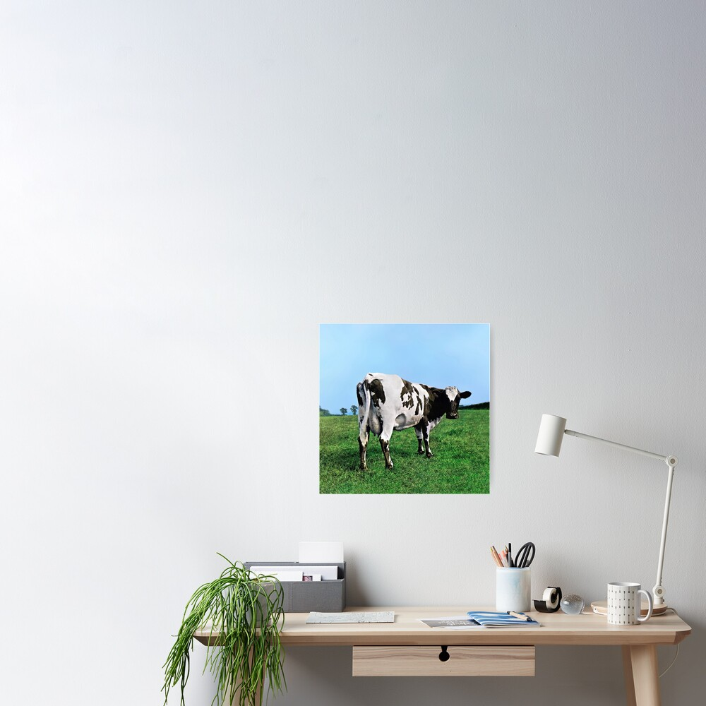 Atom Heart Mother (HQ) Poster