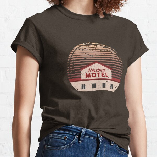 Schitt's Creek Rosebud Motel Classic T-Shirt