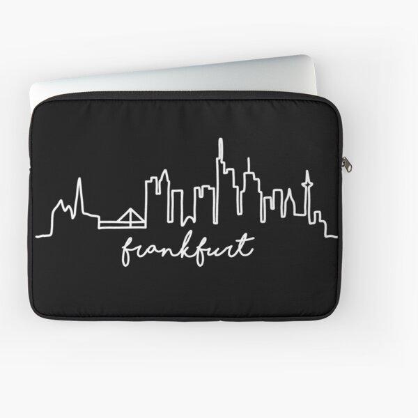 Visit Frankfurt Laptop Sleeve