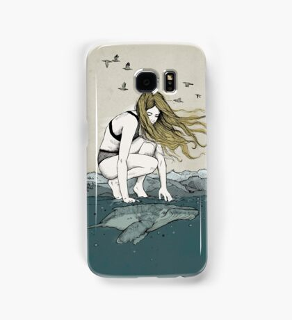 The big and the small one Samsung Galaxy Case/Skin
