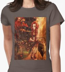 Tribute at Abigail Larson Women's Fitted T-Shirt