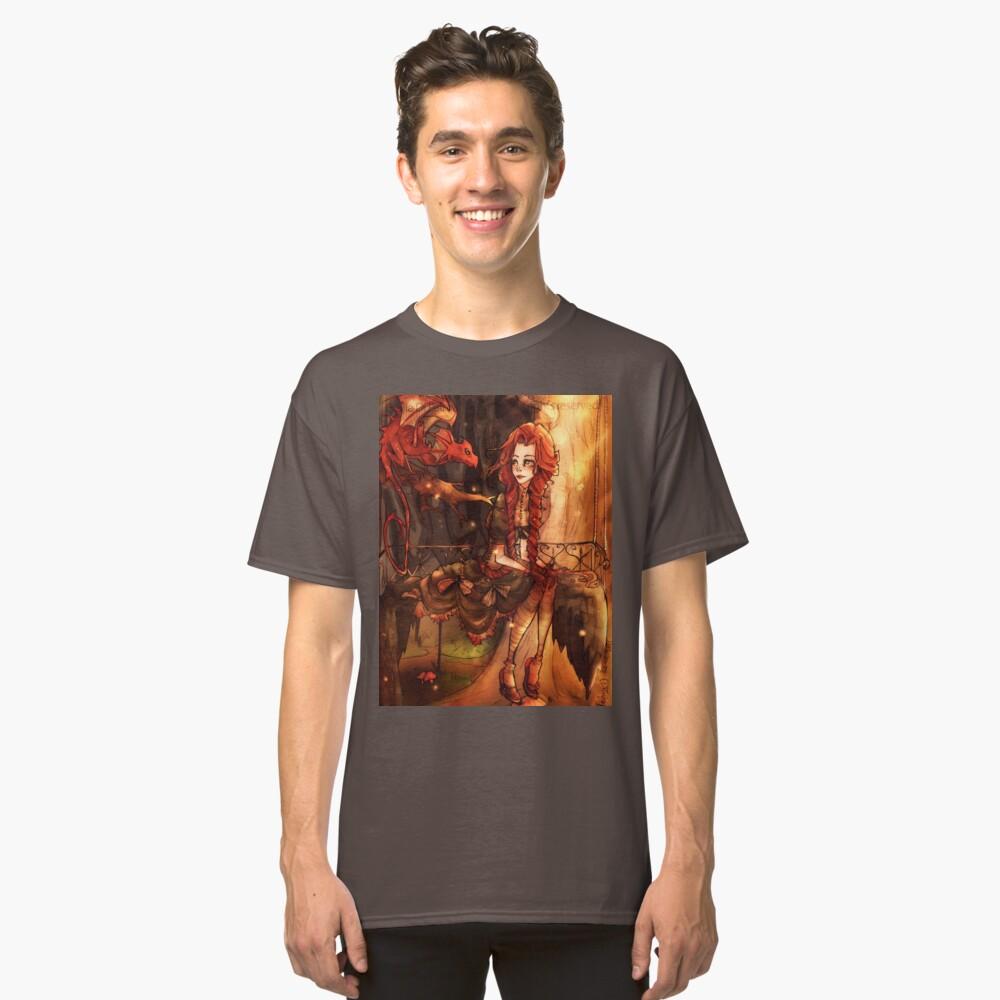 Tribute at Abigail Larson Classic T-Shirt Front