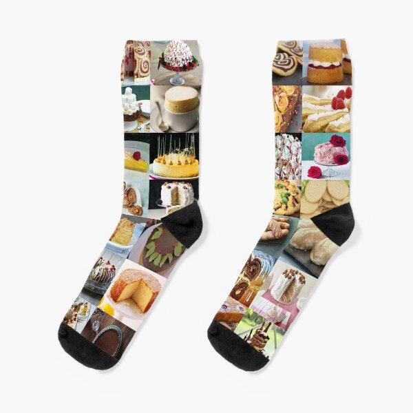 Great British Baking Show Socks