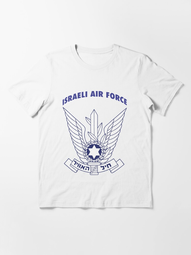 Alternate view of Model 108 - Israeli Air Force Essential T-Shirt