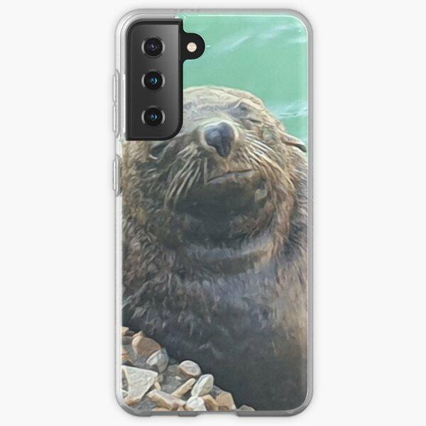 Sleepy Seal Samsung Galaxy Soft Case