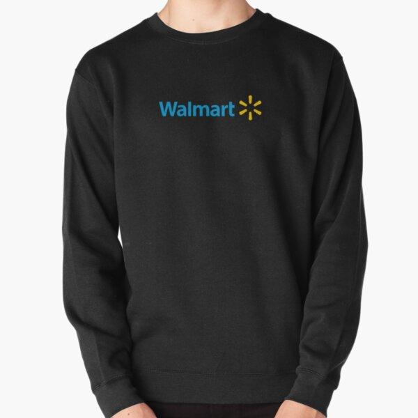 Walmart Logo Pullover Sweatshirt