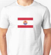 National flag of French Polynesia T-Shirt