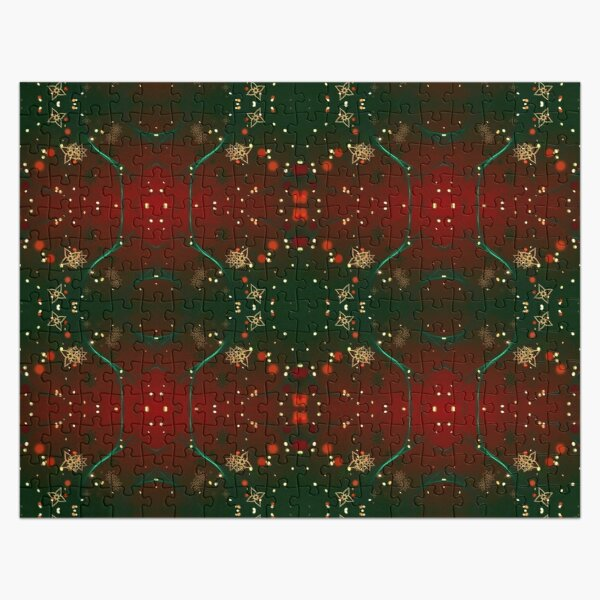 Christmas Pattern 5 Puzzle