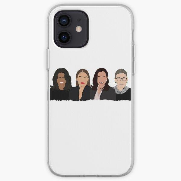 Girls, Girls, Girls iPhone Soft Case