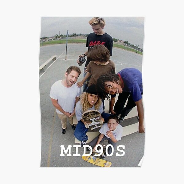 movie mid 90s Poster
