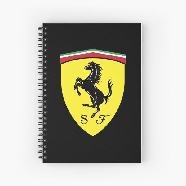 Ferrari premium Cahier à spirale