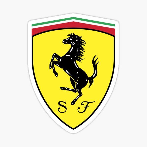 Ferrari premium Sticker