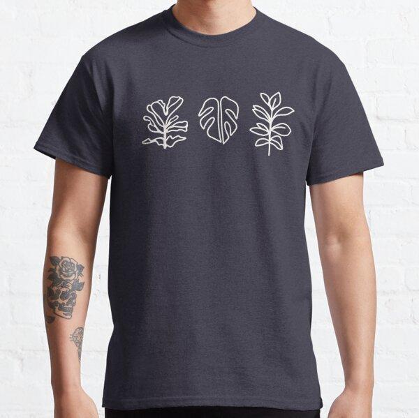 Houseplant Trio Classic T-Shirt