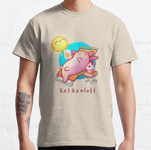 Relaxolotl Classic T-Shirt