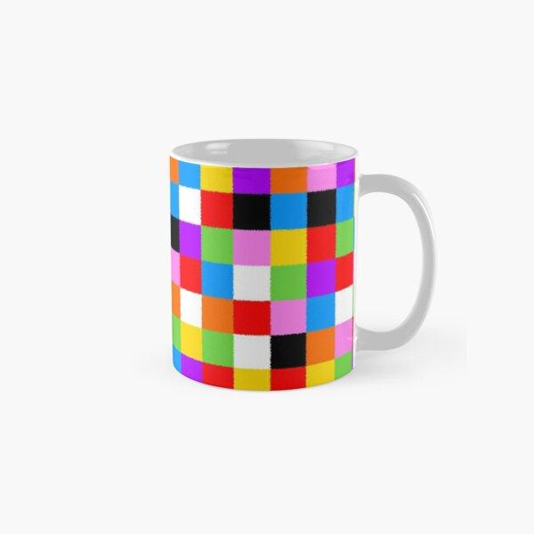Elmer Patchwork Classic Mug